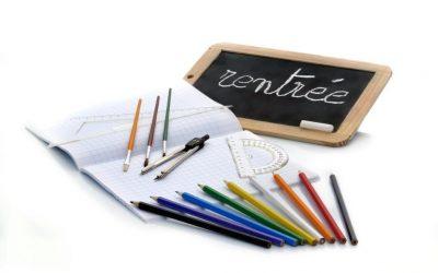 Livres et fournitures scolaires