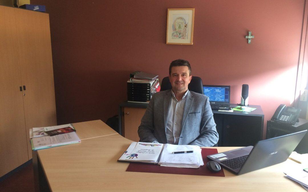 Un nouveau directeur pour Saint Amand