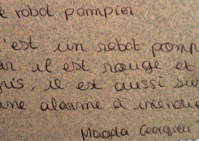 Photos Détournement urbain 3A St Amand - Magda Georgieu (2)
