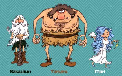 Quand les contes et les mythes basques enchantent les élèves de 6ème