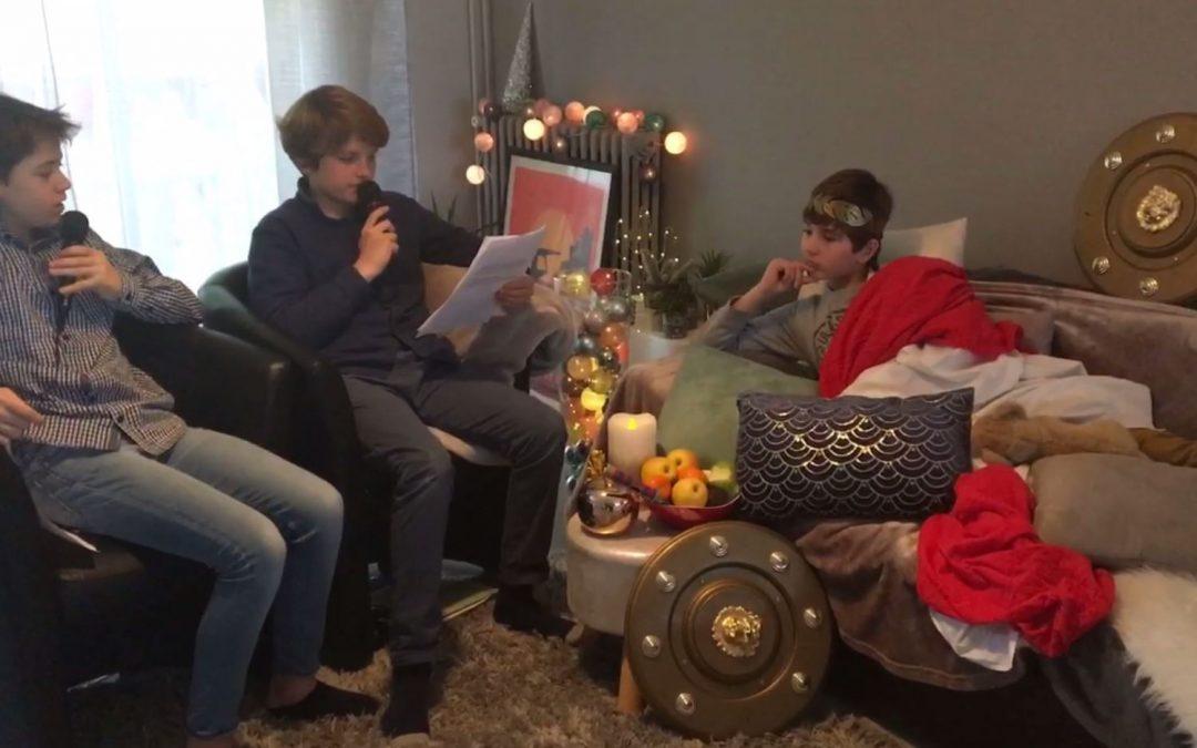 Breaking news : les confidences de Jules César aux 6C