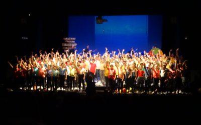 Concert inter-établissement «Voyage avec ton choeur»