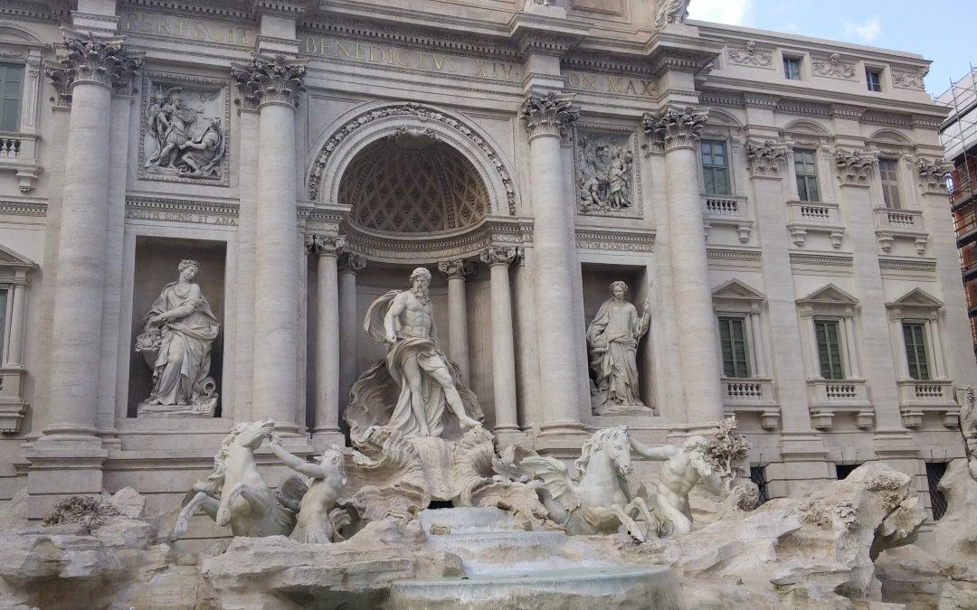 Réunion de présentation du voyage à Rome et Pompéi