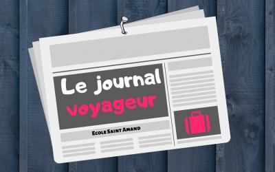 Le journal voyageur