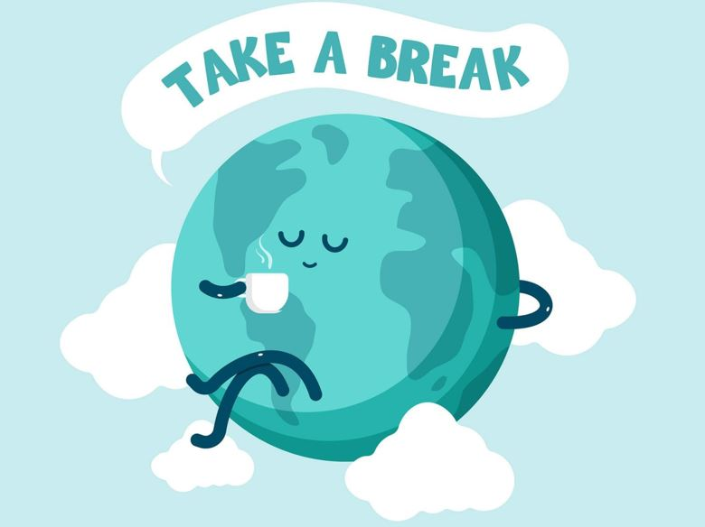 Reconnectez vous… à la planète !